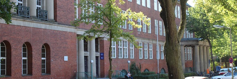 Eingang Und Portal Haus A Schadow Gymnasium Berlin