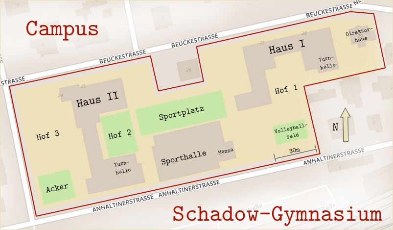 Campus Schadow-Gymnasium